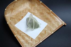 お茶のティーバックは、㈱時田園高島平店で販売中。