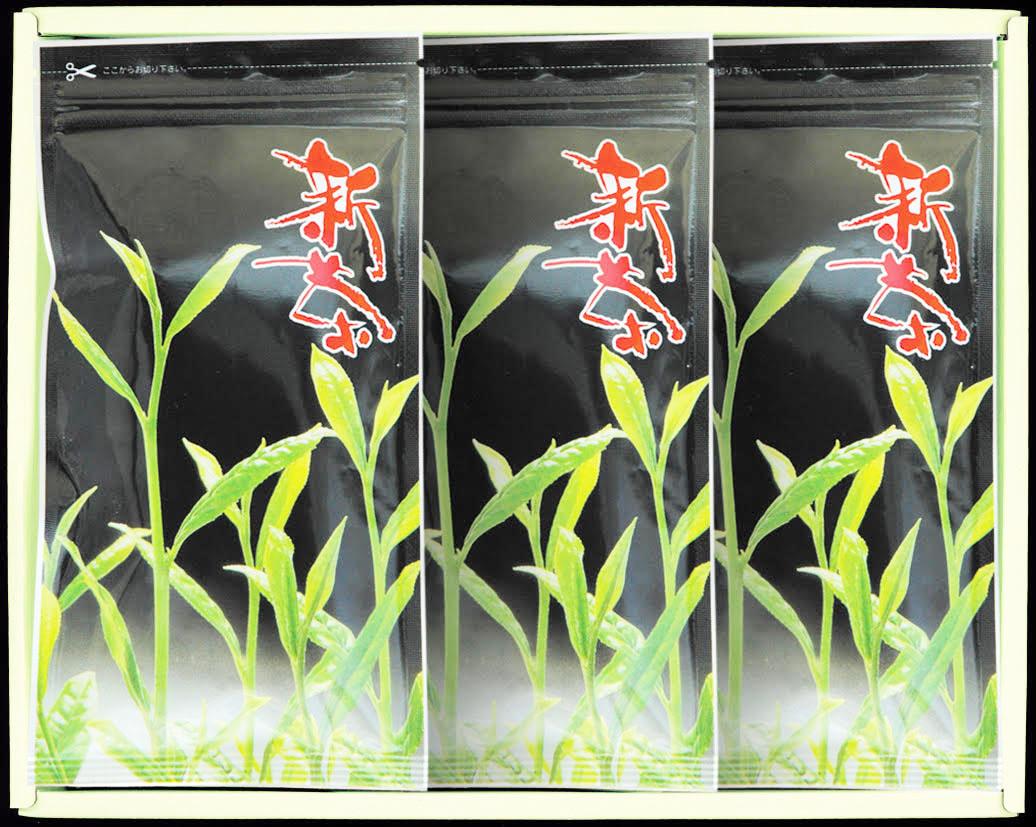 お茶の専門店、時田園恒例の既設限定商品発売キャンペーン中