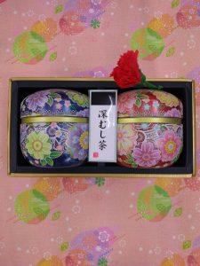 """東京都板橋区高島平にあります""""お茶と海苔の専門店、㈱時田園では、母の日新茶を発売中。プレゼントに美味しいお茶をどうぞ。"""