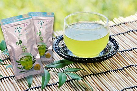 お茶の時田園、高島平季節限定商品、水出し茶です