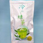 お茶の時田園、高島平店、季節限定の水出し茶のご紹介です。
