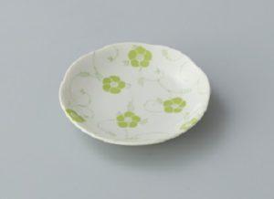 新茶予約で ㈱時田園 高島平店では、たち吉の小皿をプレゼント致します!
