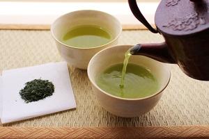㈱時田園 高島平店の急須で入れる 美味しいお茶